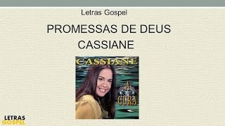 Promessas de Deus|Cassiane #7 CD 2003