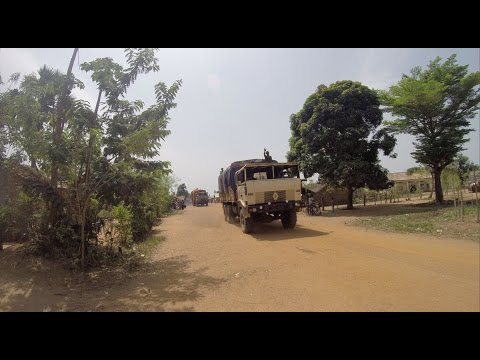 Crossing Congo