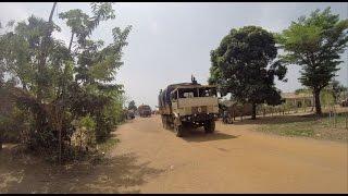 Crossing Congo