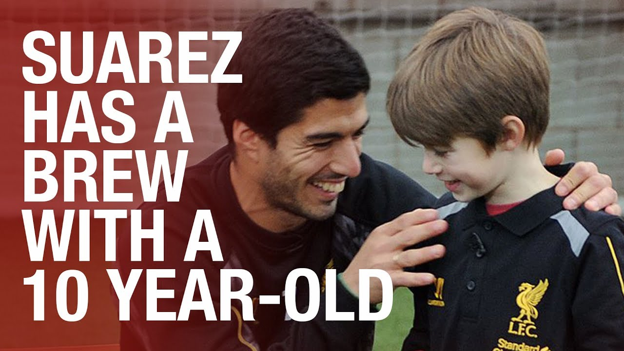 Luis Suarez As Youve Never Seen Him Before Youtube