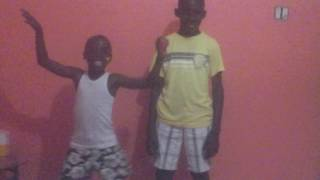 Trey and shemar hawlem shake
