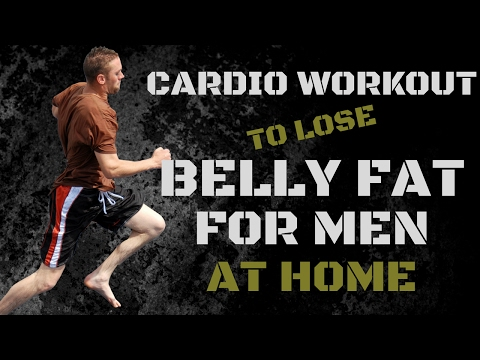 Cardio Workout To Lose Belly Fat For Men At Home