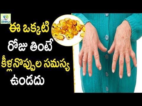 Best Foods for arthritis and joint pain - Arthritis  Tips in Telugu || Mana Arogyam
