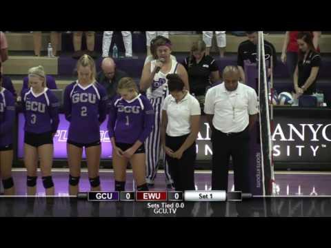 Women's Volleyball vs Eastern Washington University