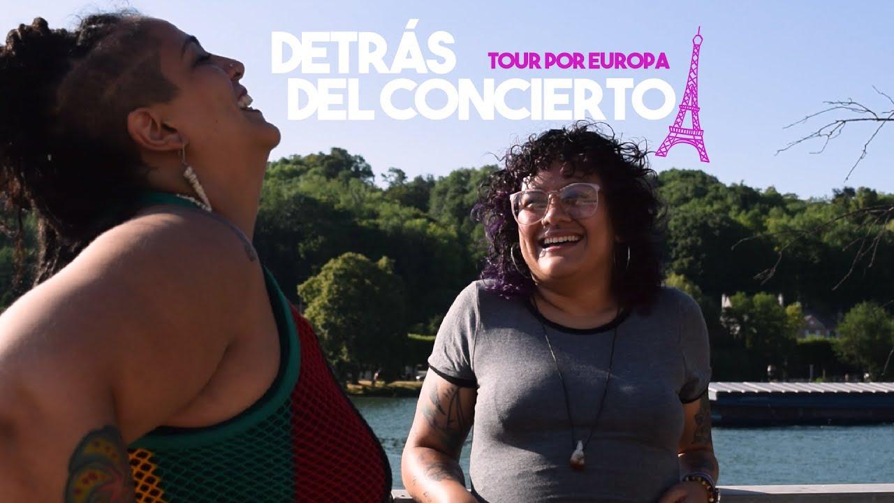 Rebeca Lane y Audry Funk en Europa: Guerrear como artista independiente y con rebeldía feminista