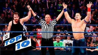 Top 10 SmackDown Live Momente: WWE Top 10, 13. Sept. 2016
