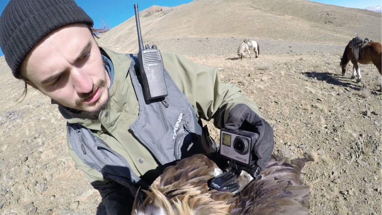 Image result for GoPro: Eagle Hunters in a New World  Pictures