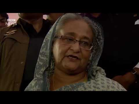 Sheikh Hasina to BBC on Rohingya,  12 sept. 2017