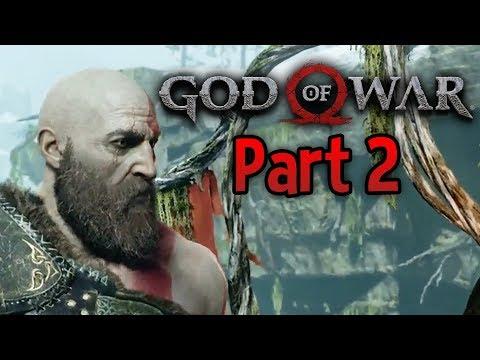 Blue Buddies | God of War 4 | 2 Girls 1 Let's Play gameplay walkthrough  Part 2