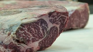 """A.J. Letizio Sales & Marketing: Dry Aging Prime Beef – """"Part 2: Dry-Aged Rib"""""""