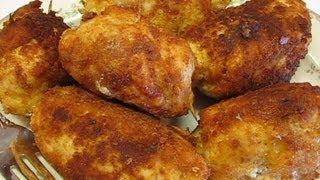 Betty's Chicken Kiev