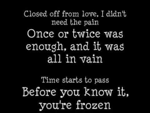 Leona Lewis - Bleeding Love Lyrics
