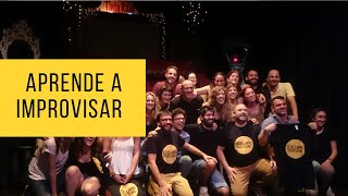 1 Aprende a Improvisar en Barcelona-Clases de IMPRO