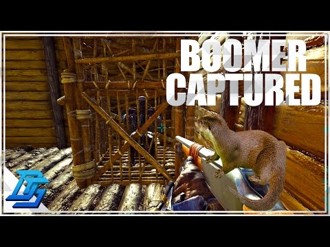 Ark:Survival Evolved -Season 11-Part 17- Capturing Boomer! (PvP-Thieves Island)