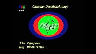 ORSHALEMIN . . . Malayalam Christian Devotional song