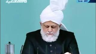 Проповедь Хазрата Мирзы Масрура Ахмада (15-10-2010)clip-10.flv