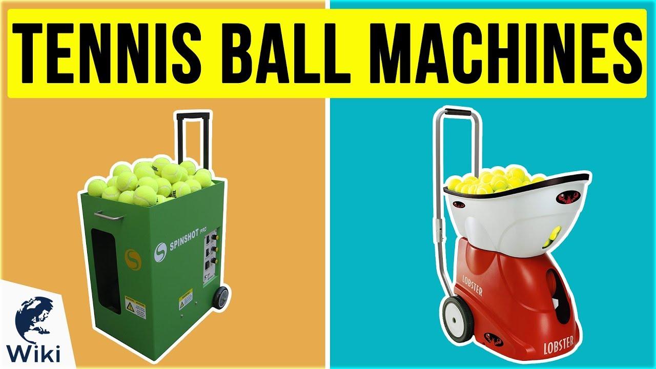 6 Best Tennis Ball Machines 2020 Youtube