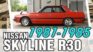 Крутой редкий Скай в поряде за 36 лет!  - Nissan Skyline R30, 1981-1985