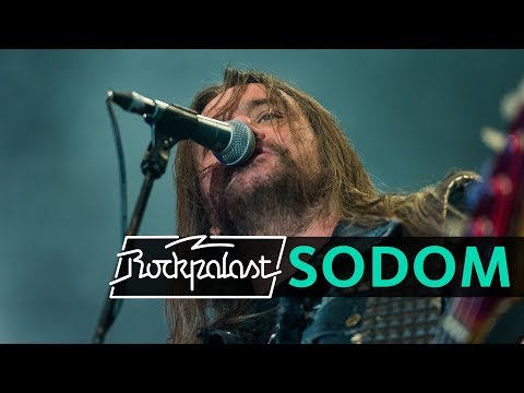 Sodom live | Rockpalast | 2018