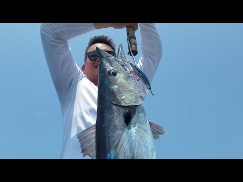 Rompin Mackerel & Wahoo Madness Ep 52. Day 3/3 ONZZ Fishing Malaysia Trip By C LifeStyle