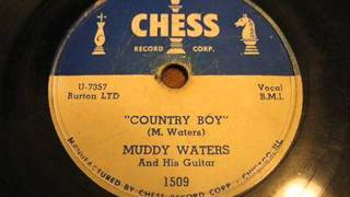 Muddy Waters, Country Boy