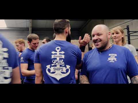 CrossFit Little Ships - Teaser