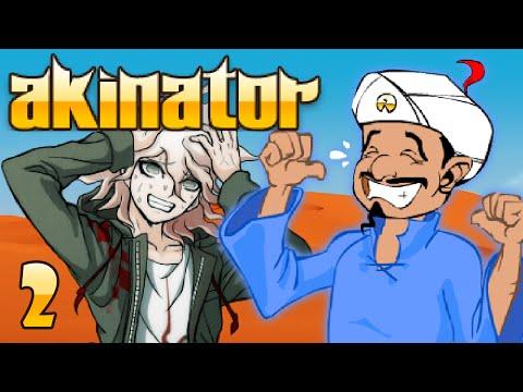 AKINATOR SURPASSES BULLSHIT! - Let's Bond - Akinator - 2