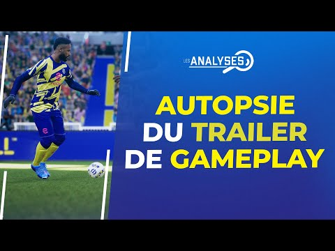 eFootball : Analyse du trailer de gameplay de la Gamescom !