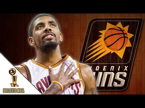 Phoenix Suns Make Trade Offer For Kyrie Irving!!! | NBA News