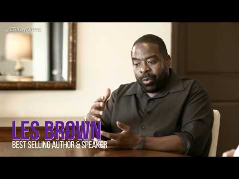 Funnel Wizard - Les Brown Interview - A Four Letter Word