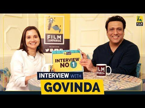 Interview with Govinda | Anupama Chopra | FryDay