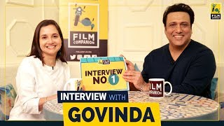 Interview with Govinda | Anupama Chopra | FryDay