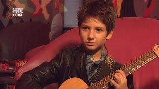Interview HRT 31.12.2015.   11yr old Frano