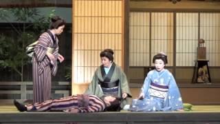 2015年11月3日(火・祝)~12月6日(日) 明治座 「かたき同...