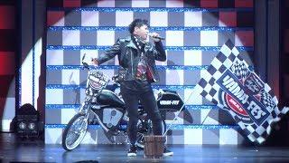 10/27に開催された、山下健二郎初のラジオ番組イベント「山フェス」に密...