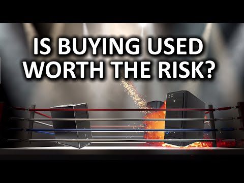 Used vs New In Box PC Hardware - Price to Performance Showdown