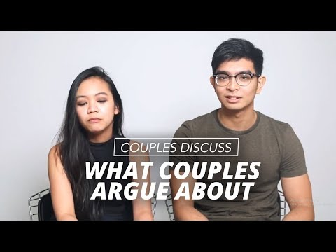 What Couples Argue About