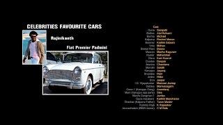 End Credits | Burma | Celebrities Favourite Cars