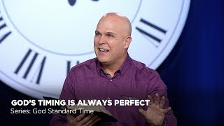 Kerry Shook: God's Timing Is Always Perfect