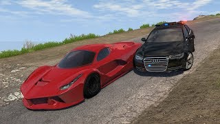 Extreme Police Chases Crashes&Fails #13 - BeamNG DRIVE