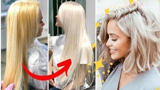 ТОП 5 масок от ЖЕЛТИЗНЫ волос Как убрать желтый цвет на волосах блонда