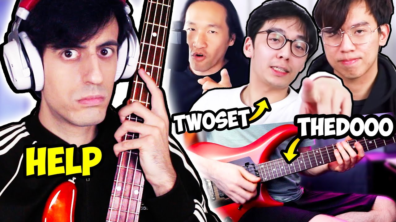 These YouTubers are trying to CANCEL ME (TheDooo, TwoSetViolin, Dragonforce)