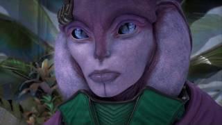 Mass Effect Andromeda Avela Kjar romance with male Ryder part 1