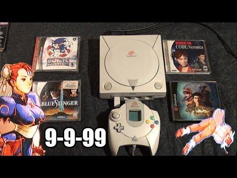 20th Anniversary of the Sega Dreamcast