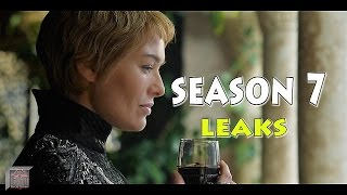 Game of Thrones season 7 Leaked photos breakdown