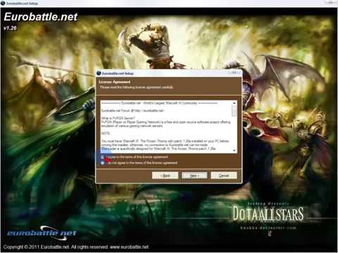 Warcraft III Battle.net(patch 1.26a) Download And Install ✔