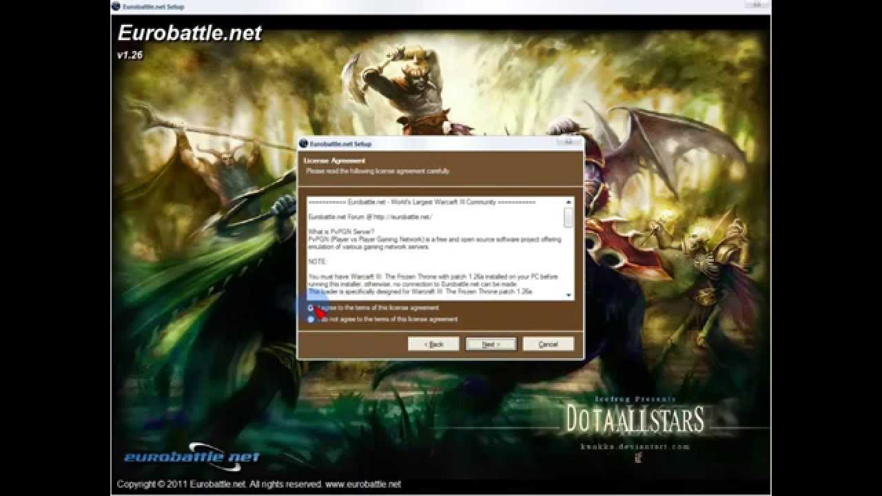 Warcraft iii battlepatch 126a download and install youtube sciox Choice Image
