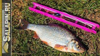 Открытие сезона поплавочной рыбалки, плотва на поплавок на канале [salapinru]