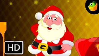 Jingle Bells - English Nursery Rhymes - Cartoon/Animated Rhymes For Kids