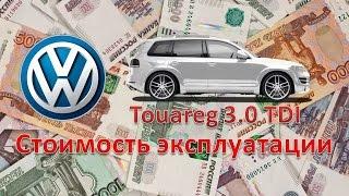 Туарег 3.0 дизель / Стоимость эксплуатации / VW Touareg 3.0 TDI / Hardcore version :)(, 2016-04-27T22:09:46.000Z)
